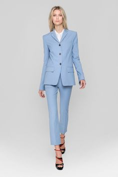 Pastel suit up a great alternative to grey by ALC