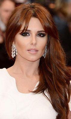 copper hair for olive skin - Pesquisa Google