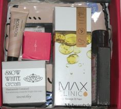 Memebox Global 8 unboxing, review: Korean beauty box