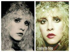 Stevie Nicks Collage Created By Tisha 01/12/16