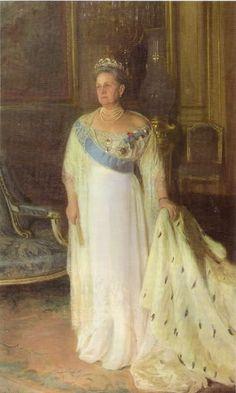 King George I & Queen Olga (nee Romanov) of Greece Part 1
