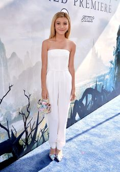 G. Hannelius 'Maleficent' Premieres in Hollywood