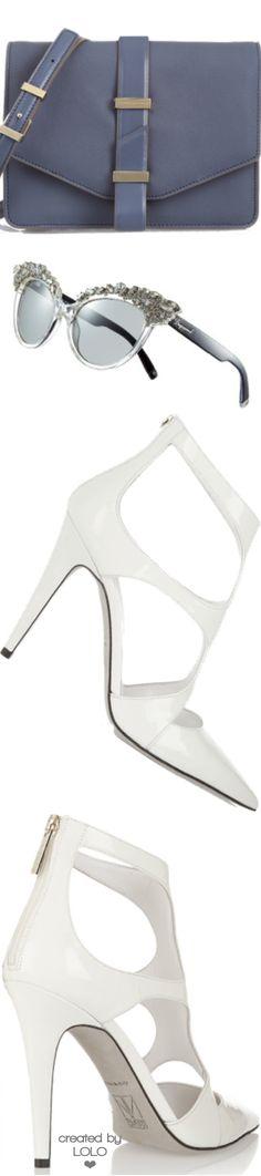 Victoria Beckham Bag | DSquared2 Sunglasses | Tamara Mellon Shoes | LOLO❤︎