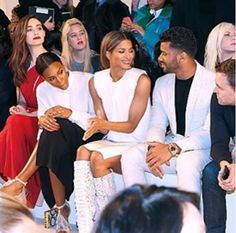 Kelly Rowland gushes over Ciara & Russell Wilson(Photos)