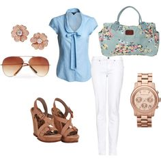 Spring, created by angela-peters on Polyvore