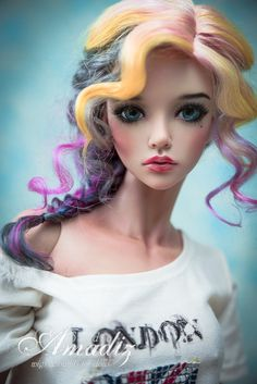 WIGS FOR SALE on ETSY par George Ramensky - True Dolls