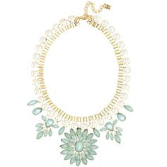 Brilliance Necklace Fashionest (€61) ❤ liked on Polyvore featuring jewelry, necklaces, daisy cleveland, daisy jewelry and daisy necklace