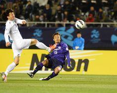 [ AFCチャンピオンズリーグ2013 広島 vs ブニョドコル ] この日、先発出場を果たした山岸智(写真)。左サイドから何度もチャンスを作ったが、惜しくもゴールには繋がらず。  ☆ACL特集 | ホームゲームチケット情報  2013年2月27日(水):エディオンスタジアム広島