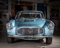1962 Maserati 3500 GTi Photos from Jay Leno's Garage on NBC.com
