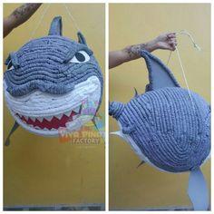 Piñata Tiburon... y si buscas algún animal en particular y no lo encuentras…