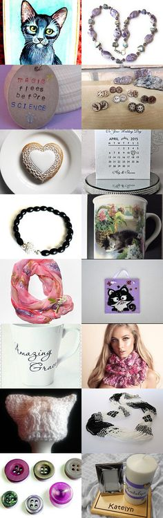 The Cat's Meow by spoiledfelines1 on Etsy--Pinned with TreasuryPin.com #promotingwomen #integritytt