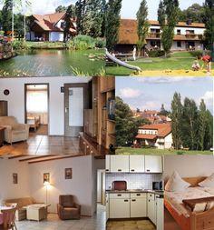 Ferienwohnungen und Pension zur Allee in Herbstein, Kleinstadt und Heilbad im Vogelsbergkreis, Osthessen