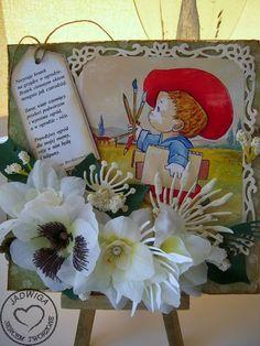 sercem tworzone: Kartka z kalendarza, a bingo...
