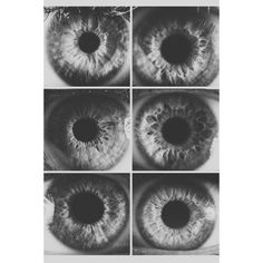 #eyes #black #white #grunge