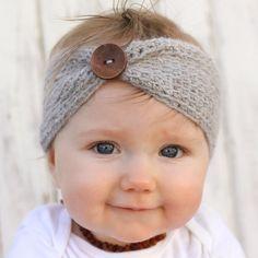 crochet flower headband pattern - Google Search