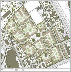 Proposta Vencedora para Habitação Urbana Híbrida / MVRDV