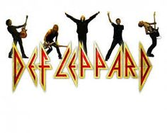 the almighty Def Leppard!