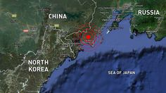 An earthquake of 6.2 magnitude was registered in the border area between Russia, China and North Korea, the US Geological Survey said Friday.  The epicenter of the quake was 9km from the Russian village of Zarubino, about 60km northeast of the North Korean city of Aodzhiri and approximately 608 km from the...