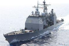 USS Port Royal continues deployment in Pacific, transits South China Sea Uss Zumwalt, Uss America, South America, Ticonderoga Class, Warrant Officer, Heavy Cruiser, Rear Admiral, Merchant Marine, Port Royal