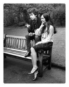 Bob Dylan &Joan Baez