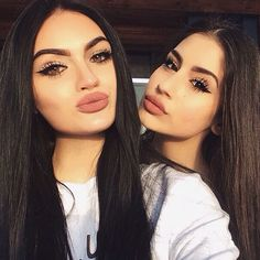 girl fashion beauty outfit style clothes hair lips eyes squad best friend