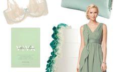 7 Mint Green Wedding Ideas! (ColorReport)