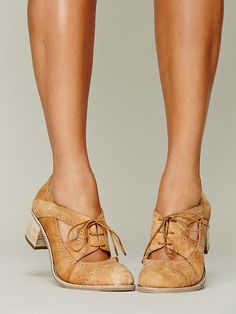 Jeffrey Campbell Oxford at Free People Clothing Boutique