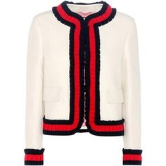 Gucci Silk and Cotton Jacket