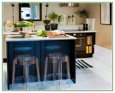 Great share Attractive Modern Glass Bar Counter Stools