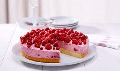 Schnelle Rote-Grütze-Torte