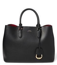 Lauren Ralph Lauren Marcy Leather Tote. Ralph Lauren Tote Bags ... 4b72d9ad285f5