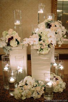 Wedding Ceremony - Floral Design (January 2013)