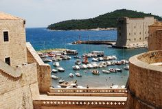 Conoce Dubrovnik, la perla de Croacia