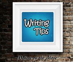 Writers On The Move: Creating Character Names - Ol'Whatshisname!