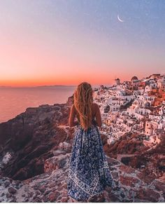 Angel™: Tag someone you want to go here with. Mykonos, Santorini Greece, Wanderlust, Adventure Is Out There, Places Around The World, Strand, Travel Style, Places To Travel, Travel Destinations
