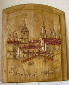 St Quentin la poterie - La Gouge des Bois