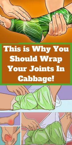 Why Should You Wrap Your Joints In a Cabbage Leaf? Why Should You Wrap Your Joints In a Cabbage Leaf? Home Remedies, Natural Remedies, Herbal Remedies, Health Remedies, Holistic Remedies, Endocannabinoid System, Little Presents, Cabbage Leaves, Everything Is Awesome