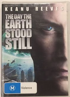 The Day The Earth Stood Still DVD Keanu Reeves