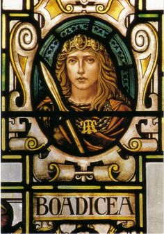 Boadicea (Boudica/ Boudicca) (d. AD 60 or 61) was queen of the British Iceni tribe, a Celtic tribe who led an uprising against the occupying forces of the Roman Empire.