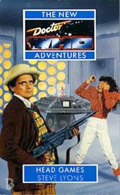 Do it yourself therapy head games for a rainy day gag gift books 10 7th dr doctor who adventures book head games by steve lyons solutioingenieria Images