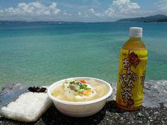 Summer in Okinawa Japan.