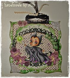 Alessandras Creations: Anything goes at Inky Chicks