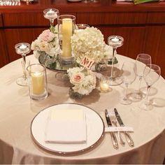 3回目打合せ② 装花サンプルアップ の画像 Jasmine's Palace Wedding - パレスホテルの花嫁 -