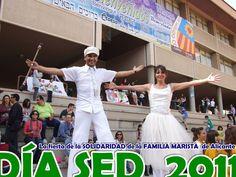 Estupenda selección de FOTOS de la celebración del DÍA SED, 2011 (2 de abril) en el colegio marista de Alicante. - PULSA SOBRE LA IMAGEN PARA VER TODAS EN MODO PRESENTACIÓN -