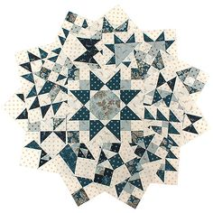 2014 Designer Mystery Block of the Month: Get more information and sign up today!