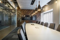 Geneva Trading Office by Earles Architects and Associates Chicago  Illinois
