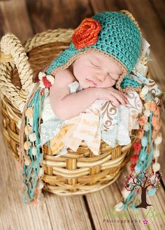 New Ideas For New Born Baby Photography : props