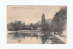Bruyeres le chatel Postcard early 1900's unused not stamped