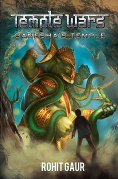 Ganesha's+Temple:+Book+1+of+the+Temple+Wars