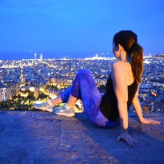 Was this really 2 years ago??! My favourite view of Barcelona!  .  @paulminiov